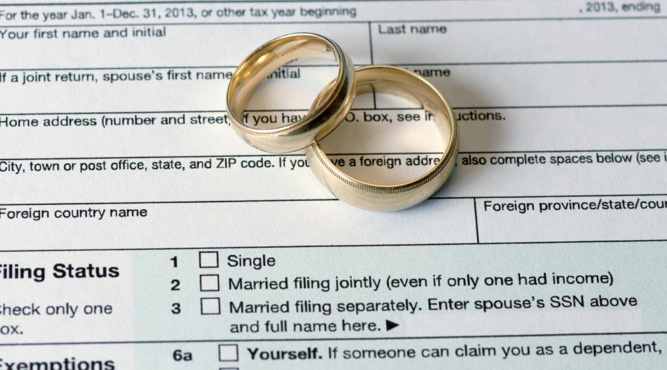 加拿大离婚与税务