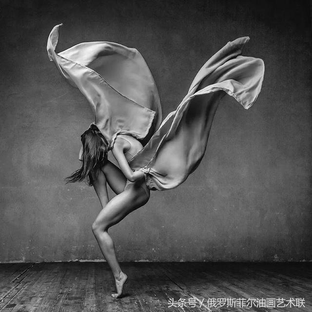 芭蕾舞者的绝妙人体,张张震撼人心!