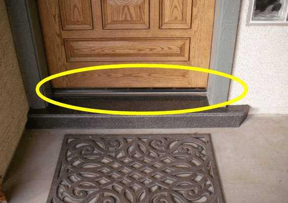 家里门槛石安装注意事项