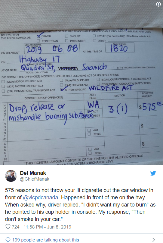 throwing-cigarette-butts-was-fined-575