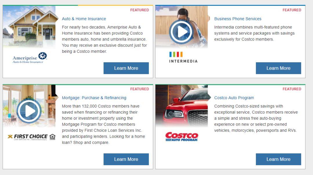 Costco会员卡的隐藏福利