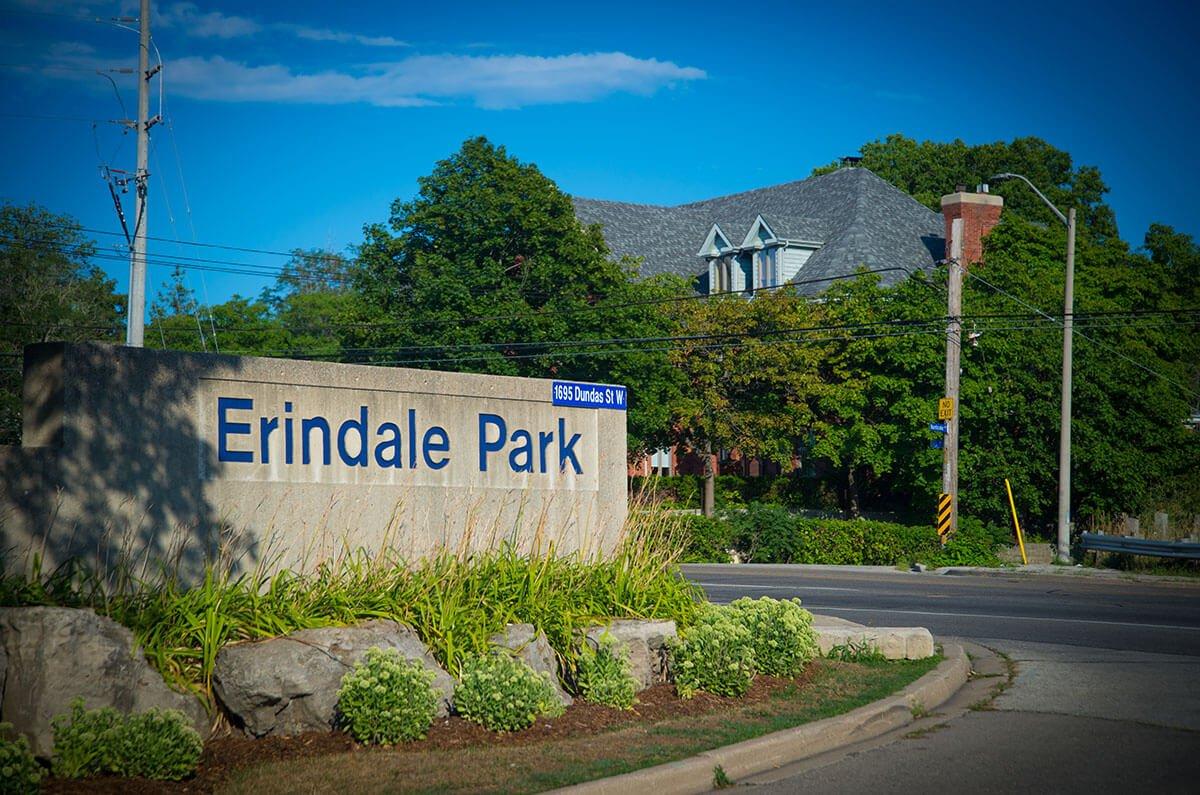 Erindale Park 徒步旅行