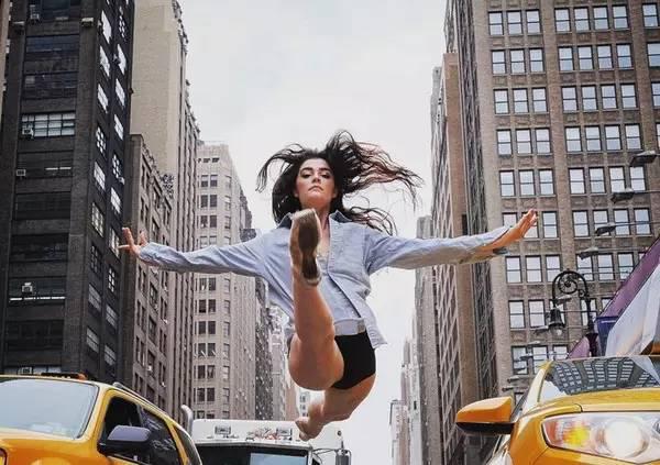 街头芭蕾舞
