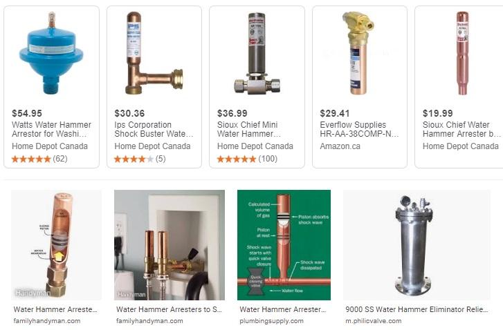 water-hammer-arrestor-price