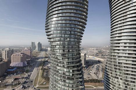 密市中心的绝对塔楼 - Absolute Towers