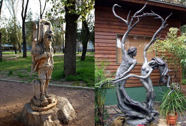 25个最好的木雕-不可思议的魔术!