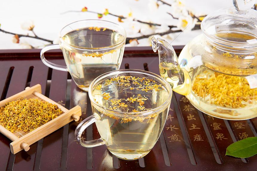 养生小药茶