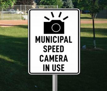 多伦多超速摄像头,最高罚$718