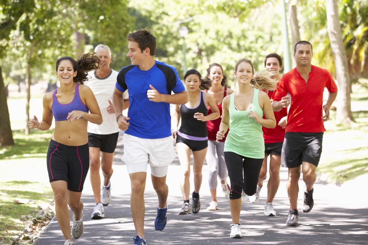 运动是健康的处方
