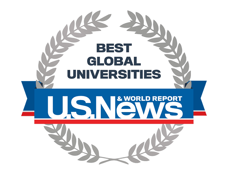 US News World Report - badge global universities profile