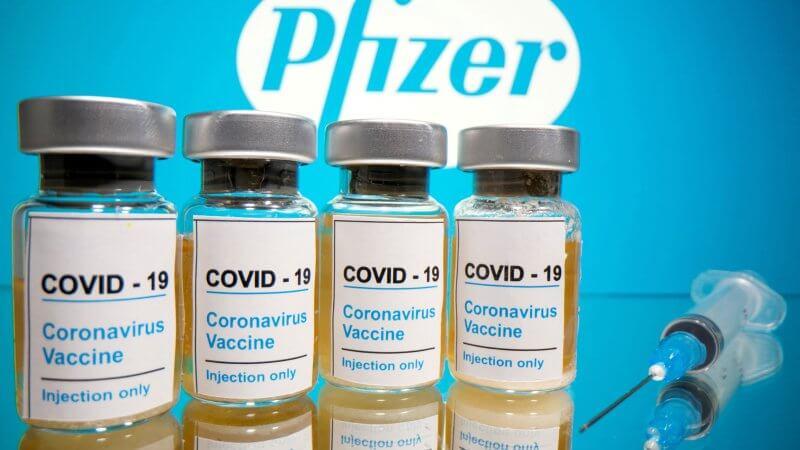 辉瑞新冠疫苗