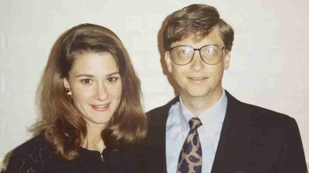 比尔盖茨婚姻怎么了,完美婚姻以离婚告终
